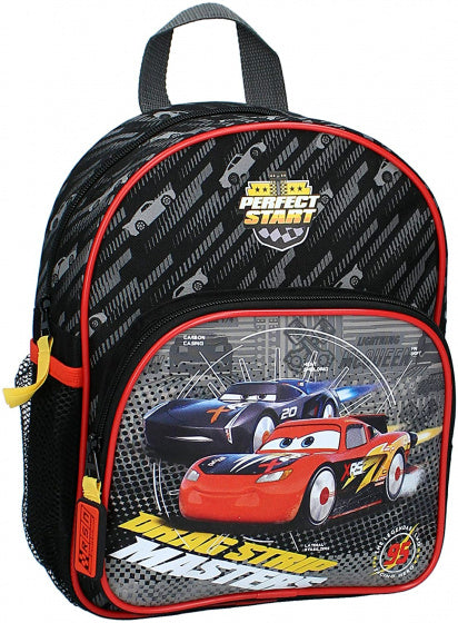 a photo of the product: Disney rugzak Cars jongens 5,5 L 23 x 29 cm polyester zwart
