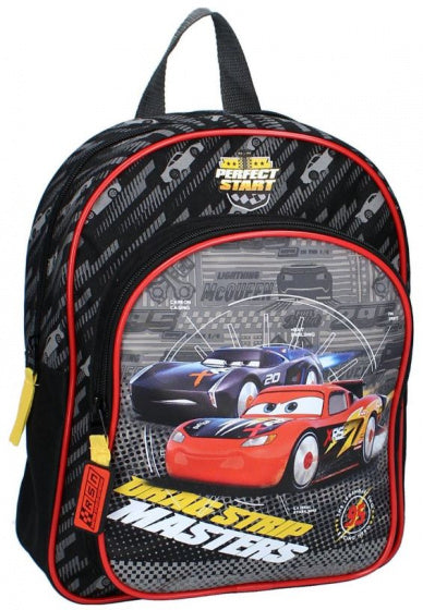 a photo of the product: Disney rugzak Cars jongens 8,5 L 25 x 30 cm polyester zwart