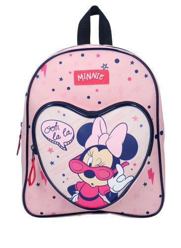a photo of the product: Disney rugzak Minnie Mouse Cool Girl 7 liter polyester roze