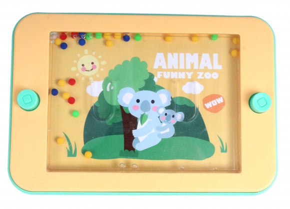 a photo of the product: Free and Easy waterspelletje Koala junior 12 x 6 cm geel