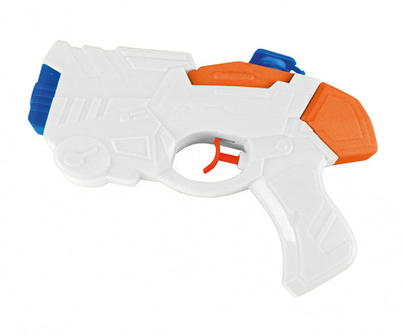 a photo of the product: Happy People waterpistool junior 20 cm wit