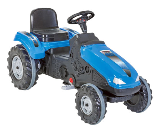 a photo of the product: Jamara traptractor Big Wheel junior 114 x 53,5 cm blauw
