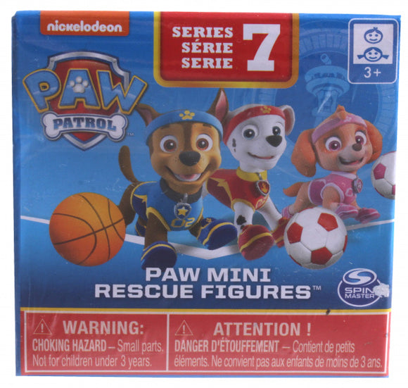 a photo of the product: Nickelodeon speelfiguur Paw Patrol Series 7 junior 6 cm