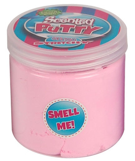 a photo of the product: Putty King putty geur en stretch junior klei 7 cm lichtroze