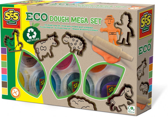 a photo of the product: SES kleiset Mega Eco junior 9-delig