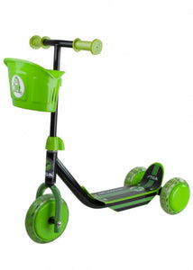 a photo of the product: Stiga Mini Kid Step Junior Groen/Zwart