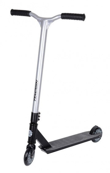 a photo of the product: Tempish XBD 110 stuntstep Junior Voetrem Zwart/Zilver