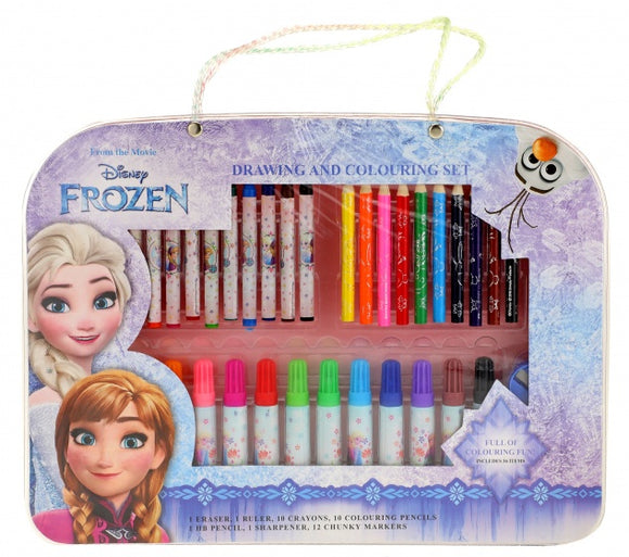 a photo of the product: Toi-Toys Frozen tekenset 36-delig