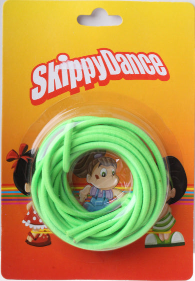 a photo of the product: Toys Amsterdam springtouw junior Skippy Dance 3 meter groen