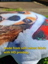 Load image into Gallery viewer, Customized Pet Cushion | Hand Made Pet Pillow
