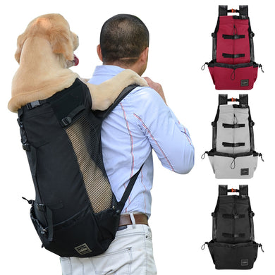 Dog Backpack for Medium and Large Dogs | Pet Carrier 3 colors