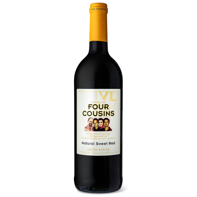 [ADD ON] FOUR COUSINS Sweet Red Wine