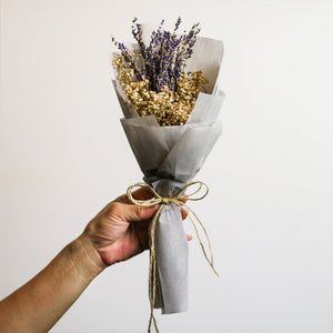 Preserved Baby's Breath Bouquets