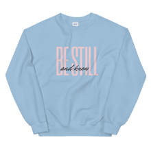 Load image into Gallery viewer, Psalm 46:10 Sweatshirt