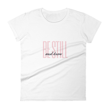 Load image into Gallery viewer, Psalm 46:10 Tee