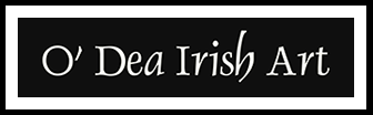 Fergal O' Dea Irish Art Logo