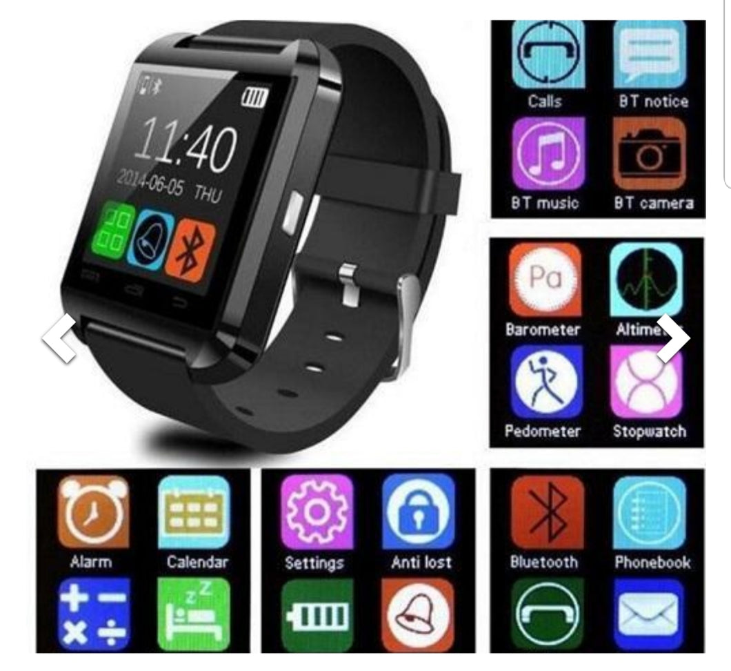 Bluetooth Smart Watch Compatible With all Phones