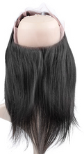 Load image into Gallery viewer, 360 Lace Frontal Closure Natural Straight