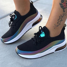 Load image into Gallery viewer, Women Colorful Cool Sneakers
