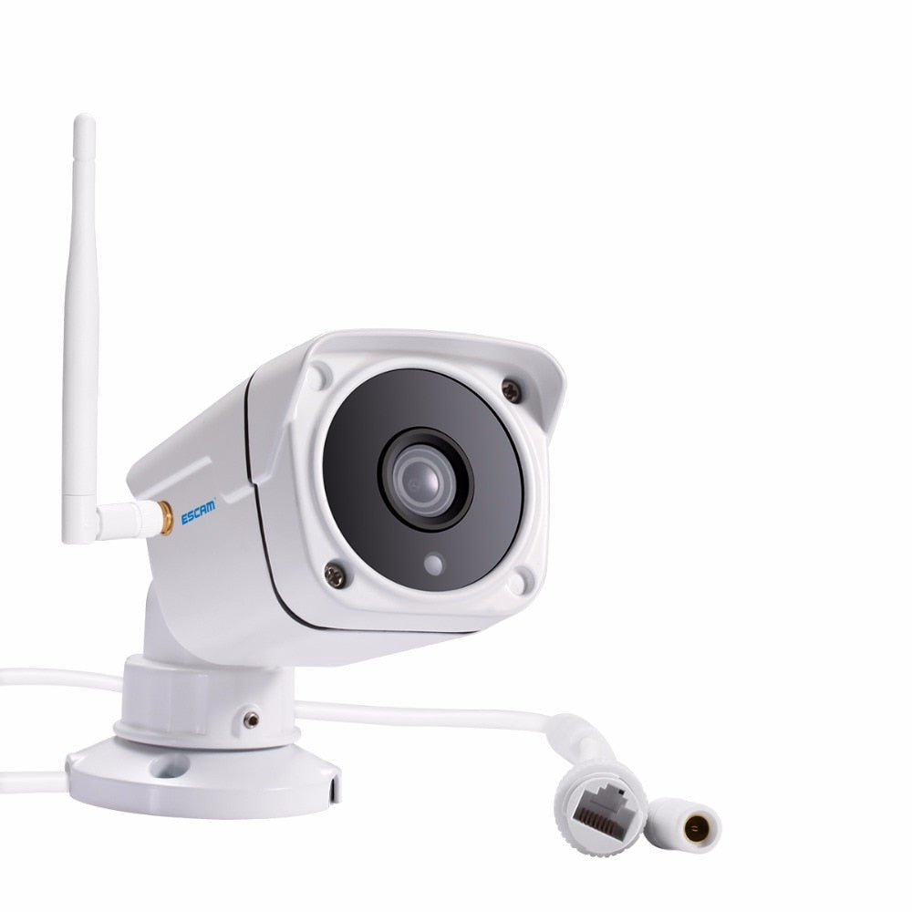 PVR001 HD 720P ONVIF P2P Private Cloud Security Mini IP Camera Indoor Outdoor Waterproof IP56 Bullet Surveillance Cameras