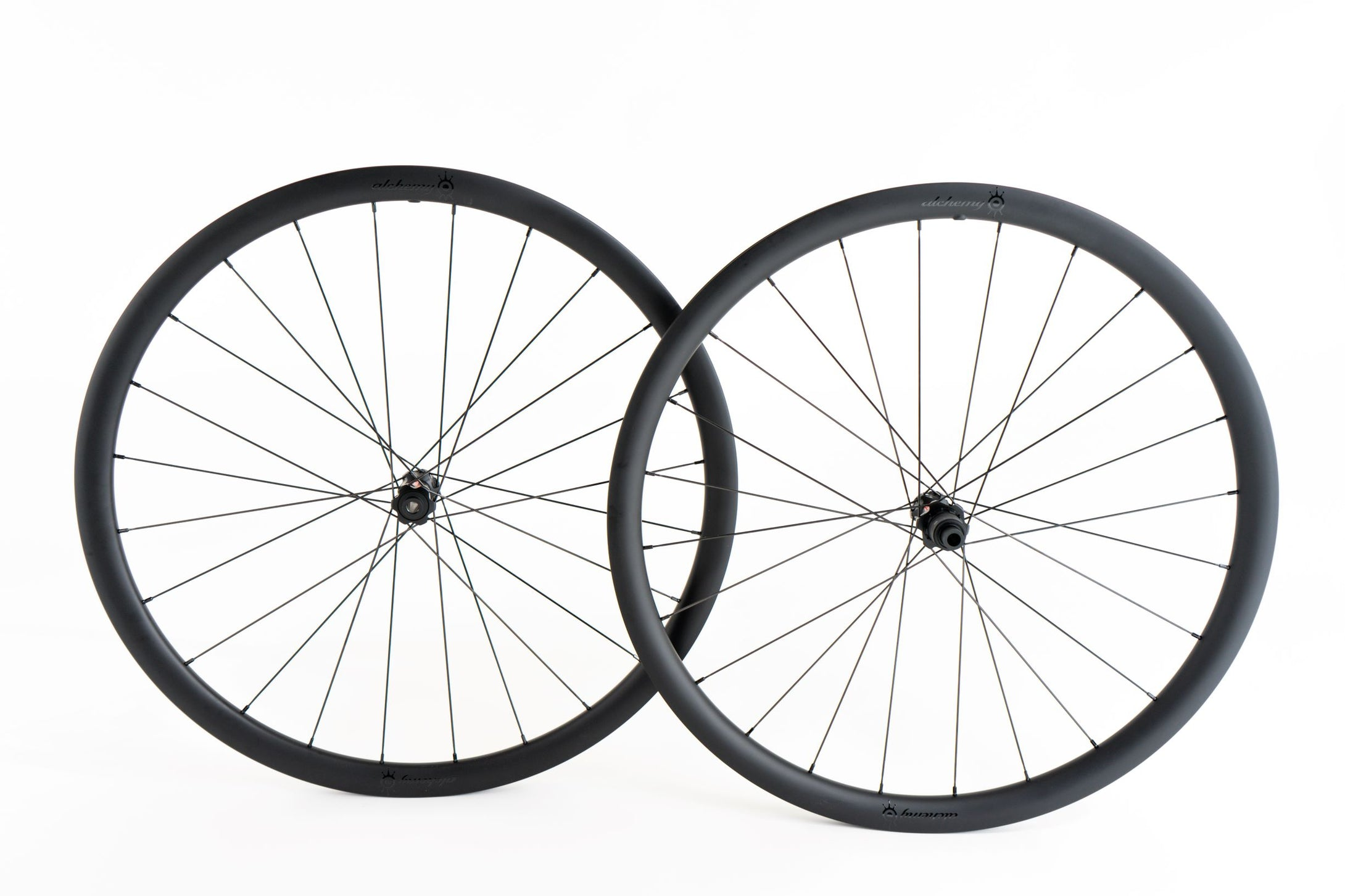 Alchemy Carbon All-Road Wheelset