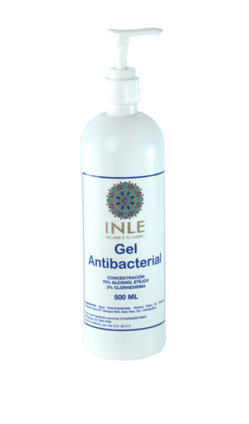 Gel antibacterial 500 ml