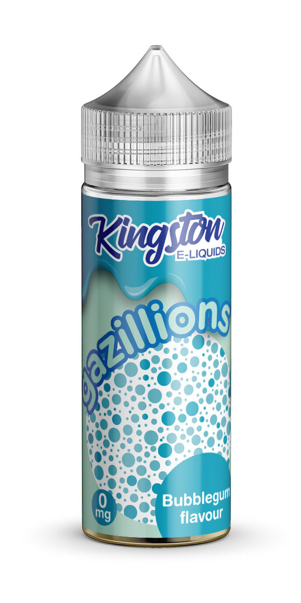 Kingston Gazillions Bubblegum 100ml