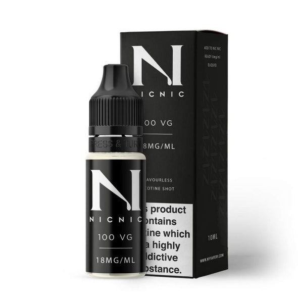 Nic Nic Nicotine Shot 100VG 10ml