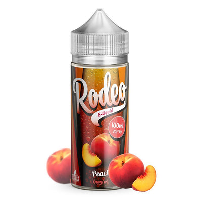 Rodeo Peach 100ml