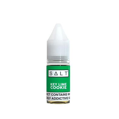 SALT Key Lime Cookie 10ml Nic Salt