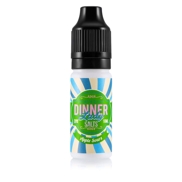 Dinner Lady Apple Sours Nic Salt 10ml