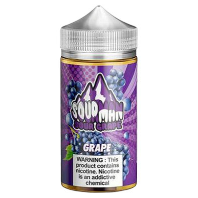 Sour Man Grape 200ml
