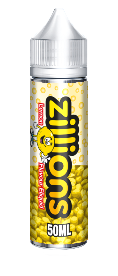 Zillions Lemon 50ml