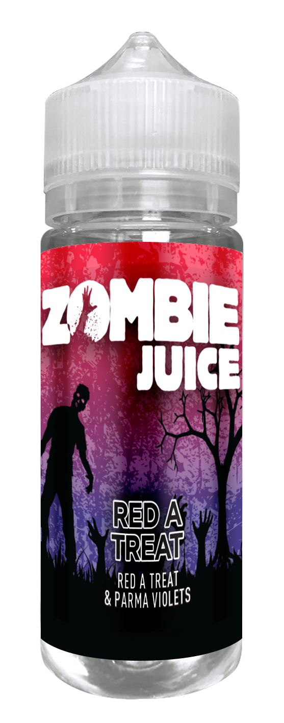 Zombie Juice Red A Treat 100ml