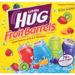 Load image into Gallery viewer, Little Hug Fruit Drink Barrels Original Variety Pack, 8 Fl. Oz., 40 Count - Munchiezz LLC