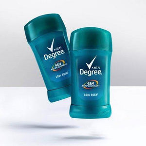 Degree Men Antiperspirant Deodorant Stick Cool Rush 2.7 oz Count - Munchiezz LLC