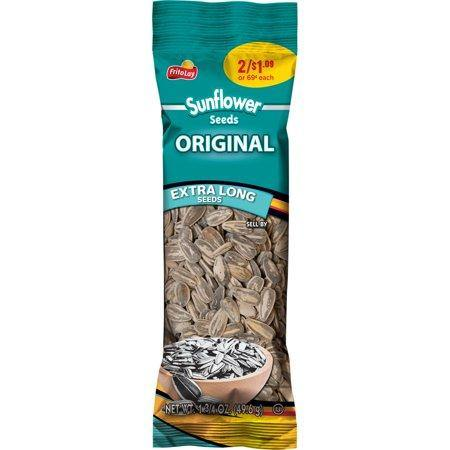 Frito Lay Sunflower Seeds Original 1.75z - Munchiezz LLC