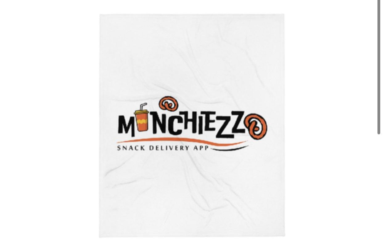 Munchiezz Throw Blanket - Munchiezz LLC