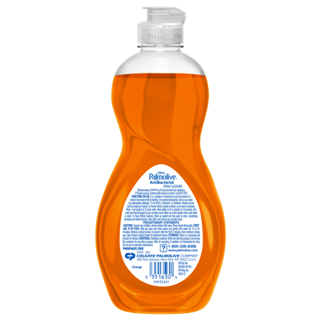 Liquid Dish Soap, Hand Soap, Antibacterial - Munchiezz LLC