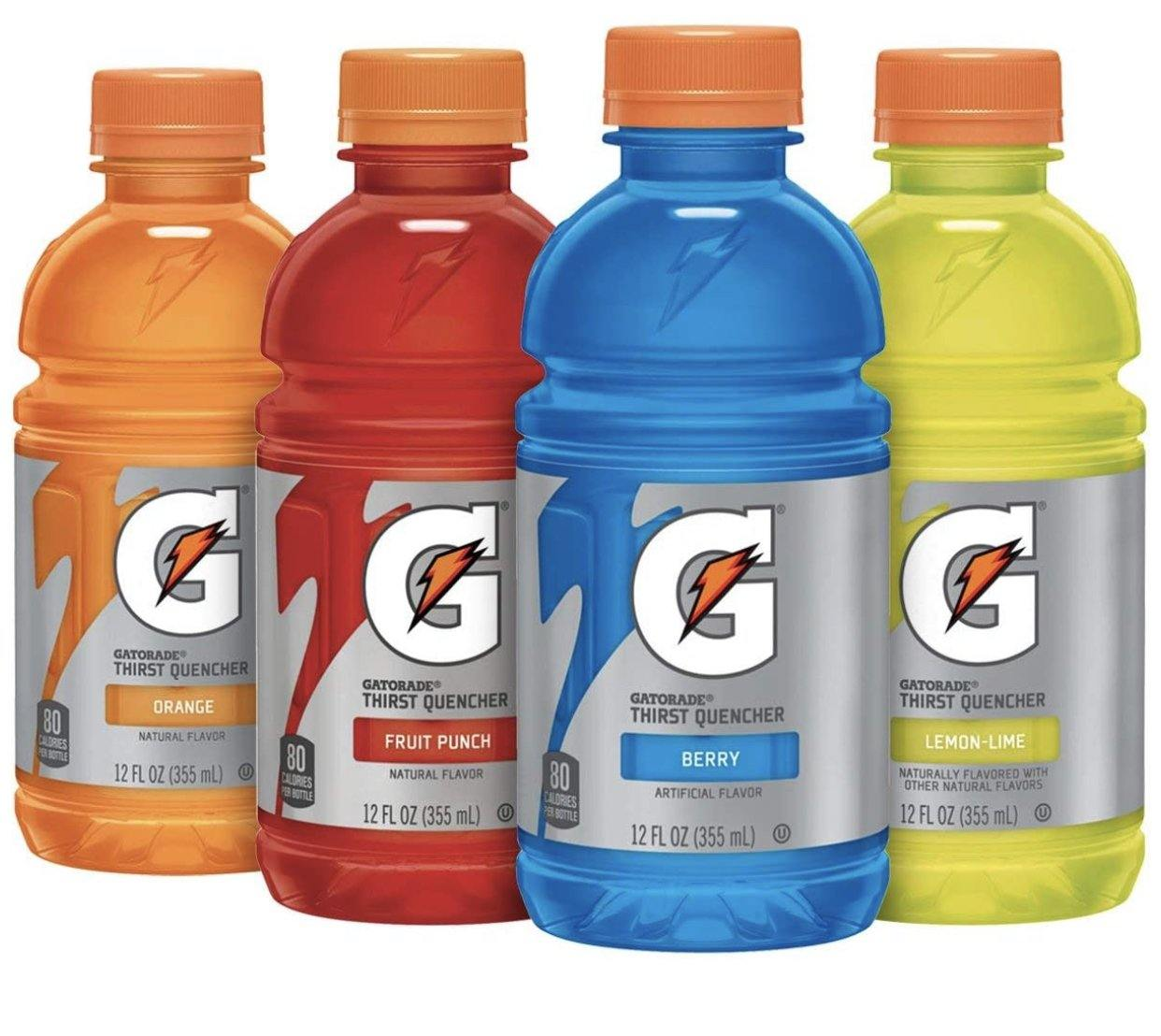 Gatorade - Munchiezz LLC
