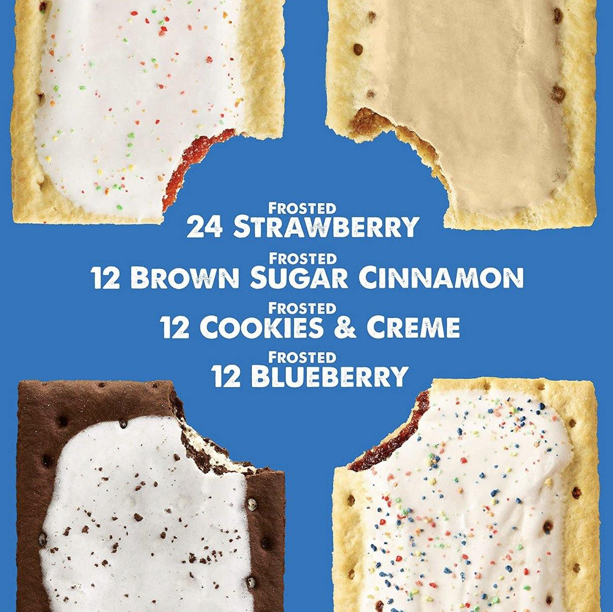 Pop-Tarts - Munchiezz LLC