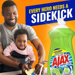 Ajax Ultra Liquid Dish Soap- 28 fluid ounce - Munchiezz LLC