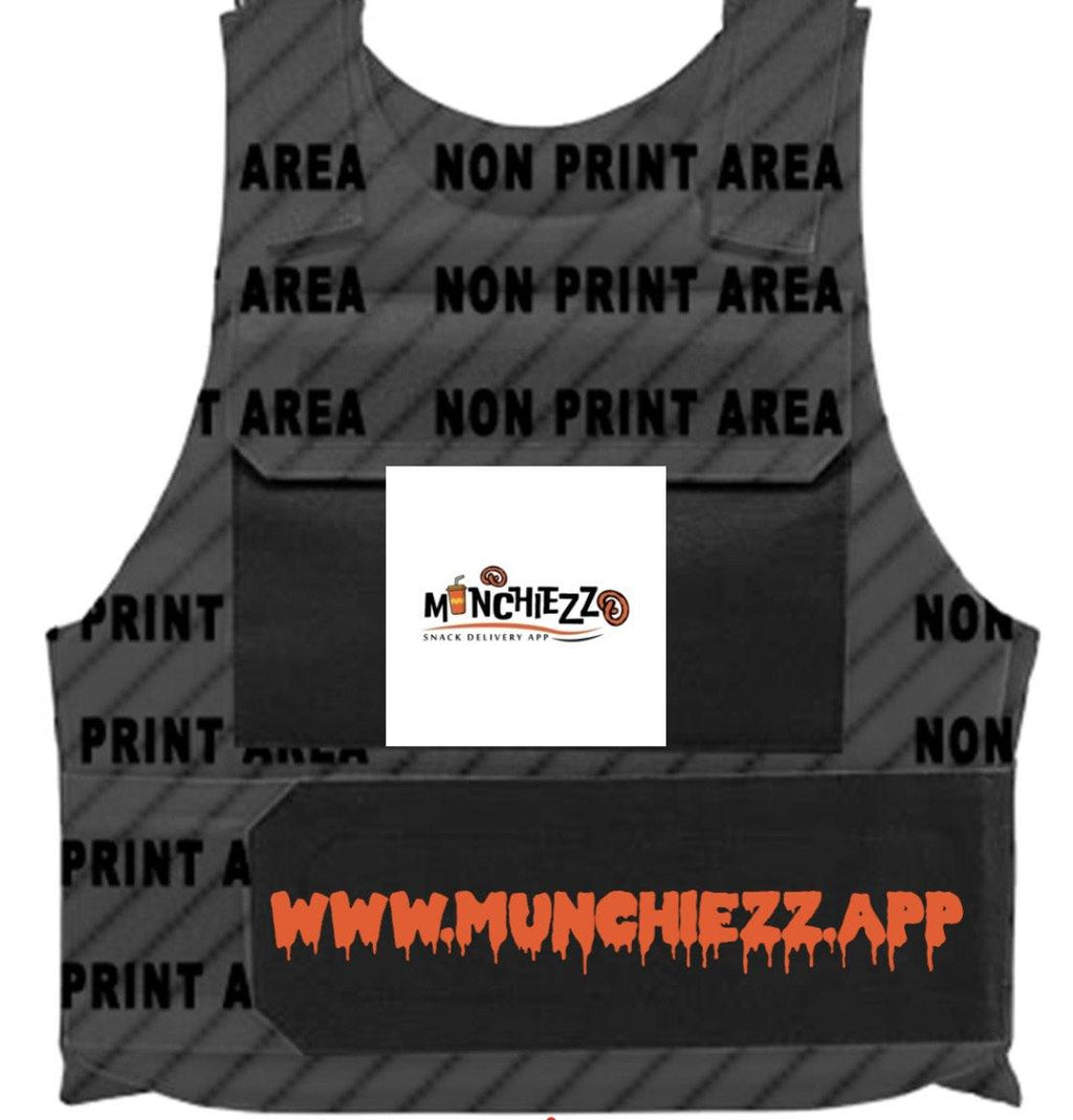 Munchiezz Bulletproof Vest - Munchiezz LLC