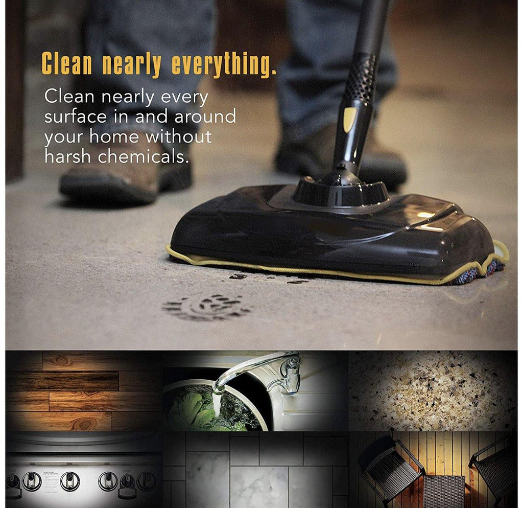 Steam Cleaning - Munchiezz LLC