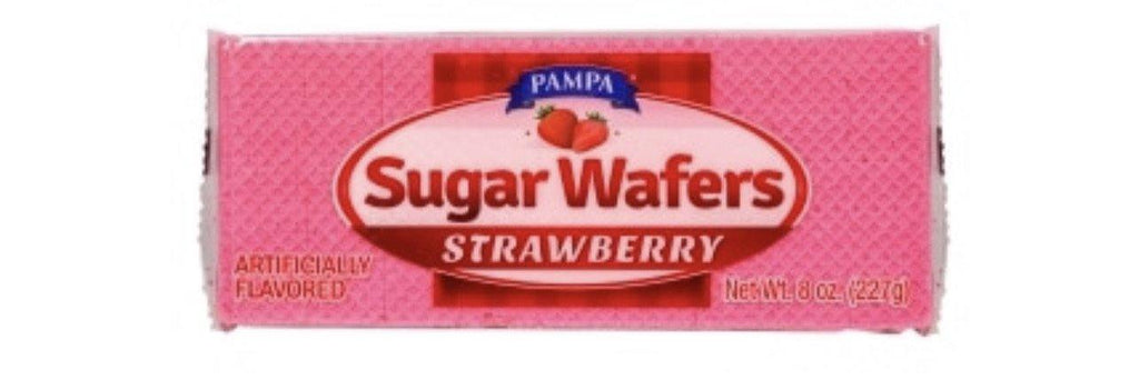 Strawberry Wafers - Munchiezz LLC