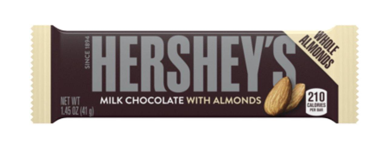 Singles Size Chocolate Candy Bars - Munchiezz LLC