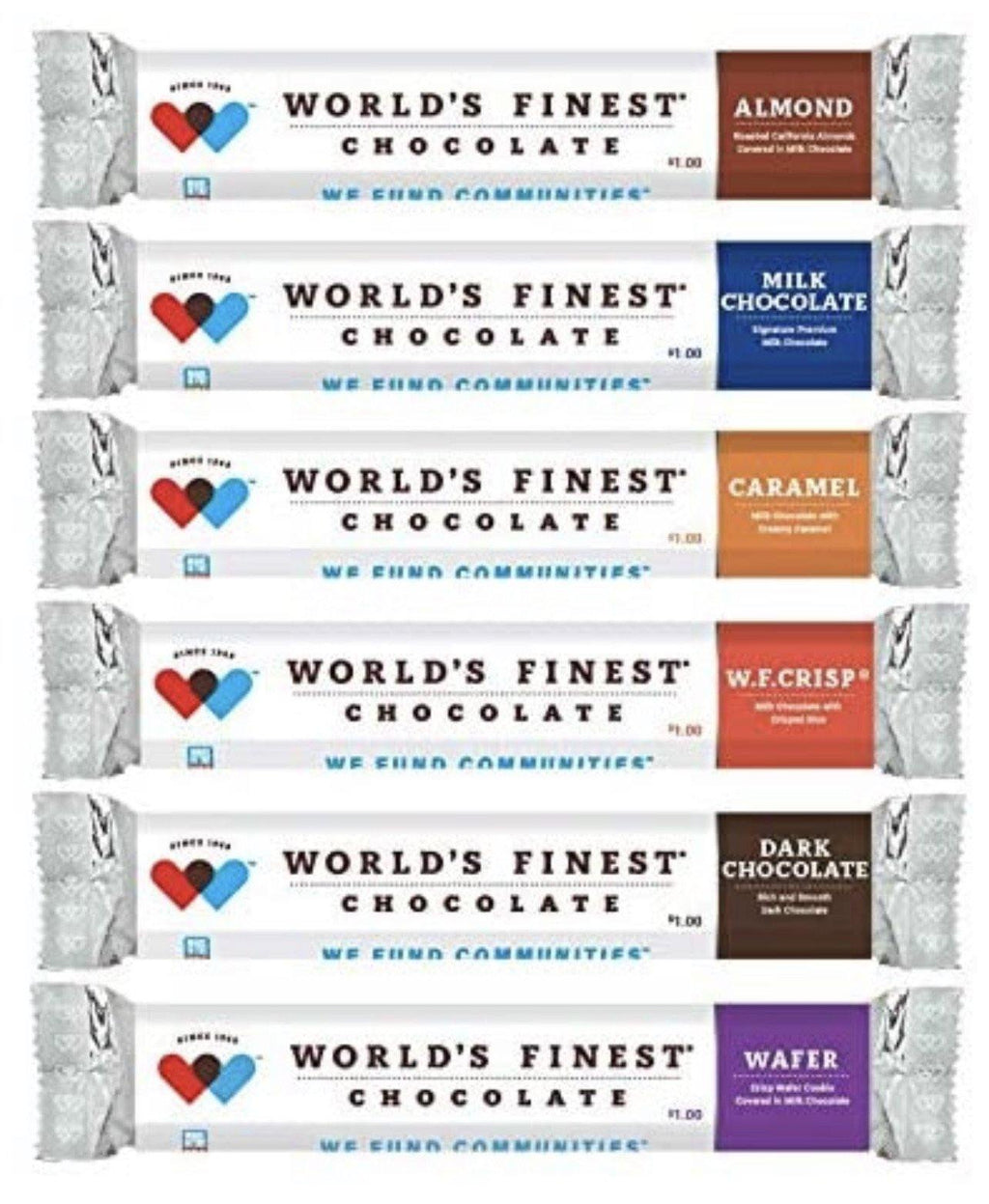 Worlds Finest Chocolate - Munchiezz LLC