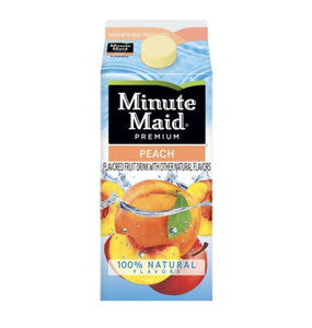 Minute Maid Premium, 1.8 Quart, 59 Fl. Oz. - Munchiezz LLC