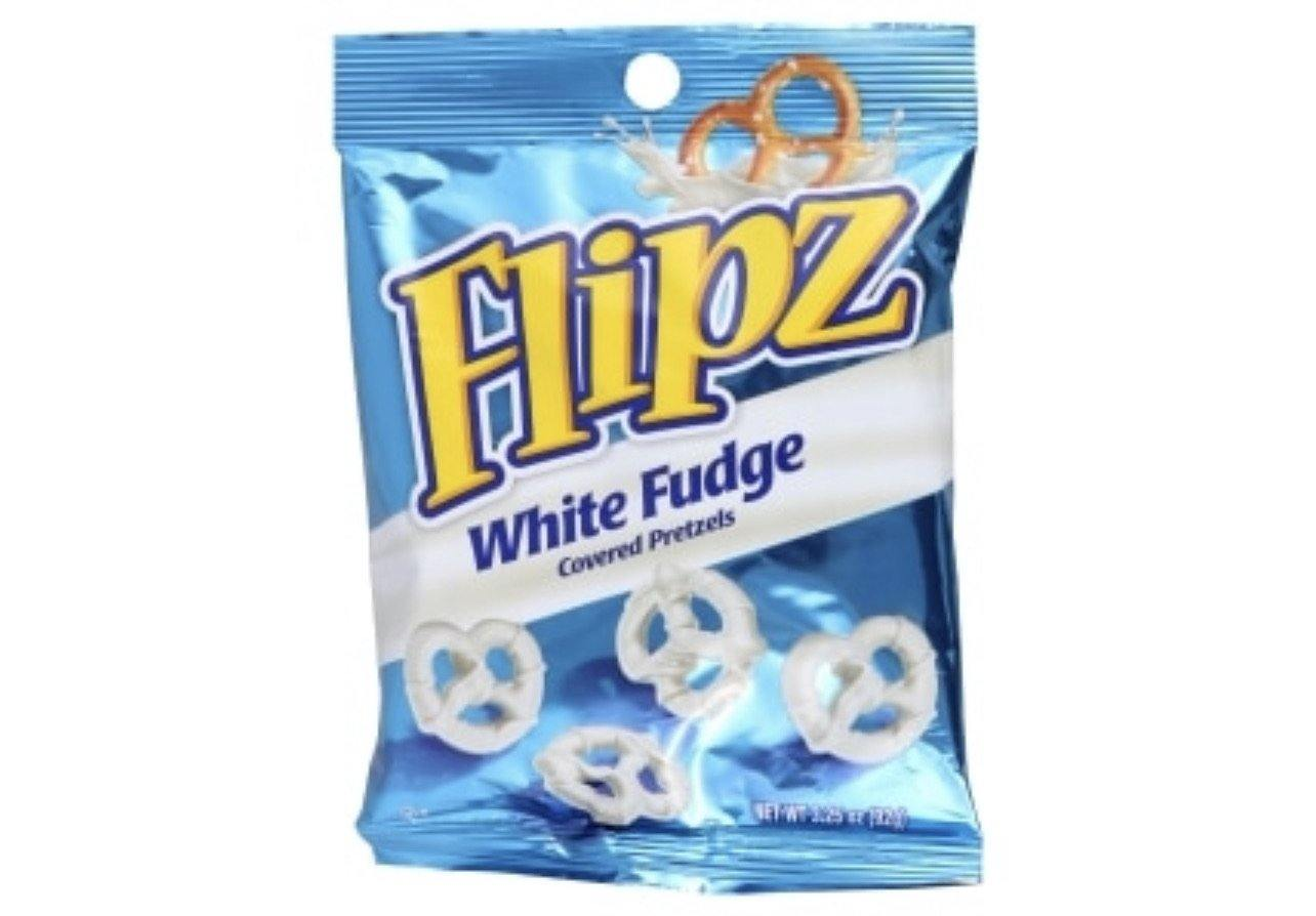 White Fudge Pretzels - Munchiezz LLC