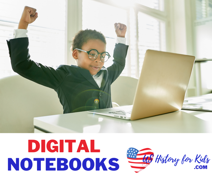Social Studies Digital Interactive Notebook